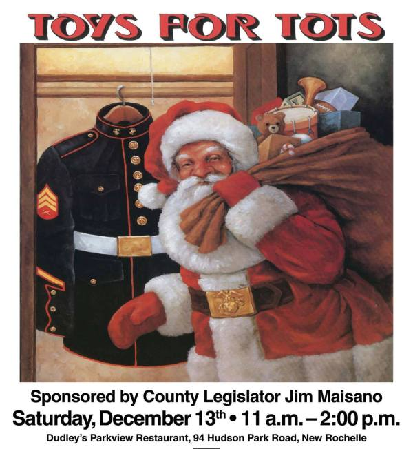 Toys for Tots 2014 extra