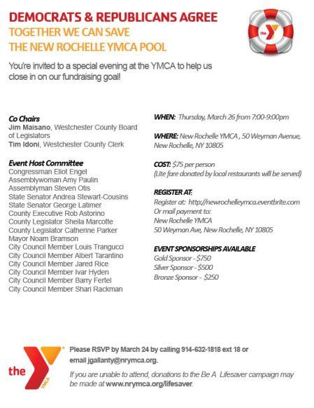 NR YMCA Fundraiser